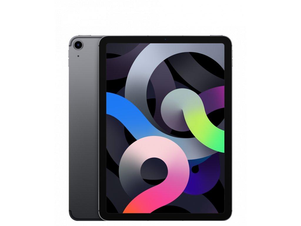 Apple 10.9-inch iPad Air 4 Cellular 256GB - Space Grey