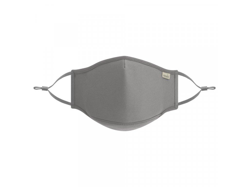 Moshi OmniGuard Mask - Space gray (M)
