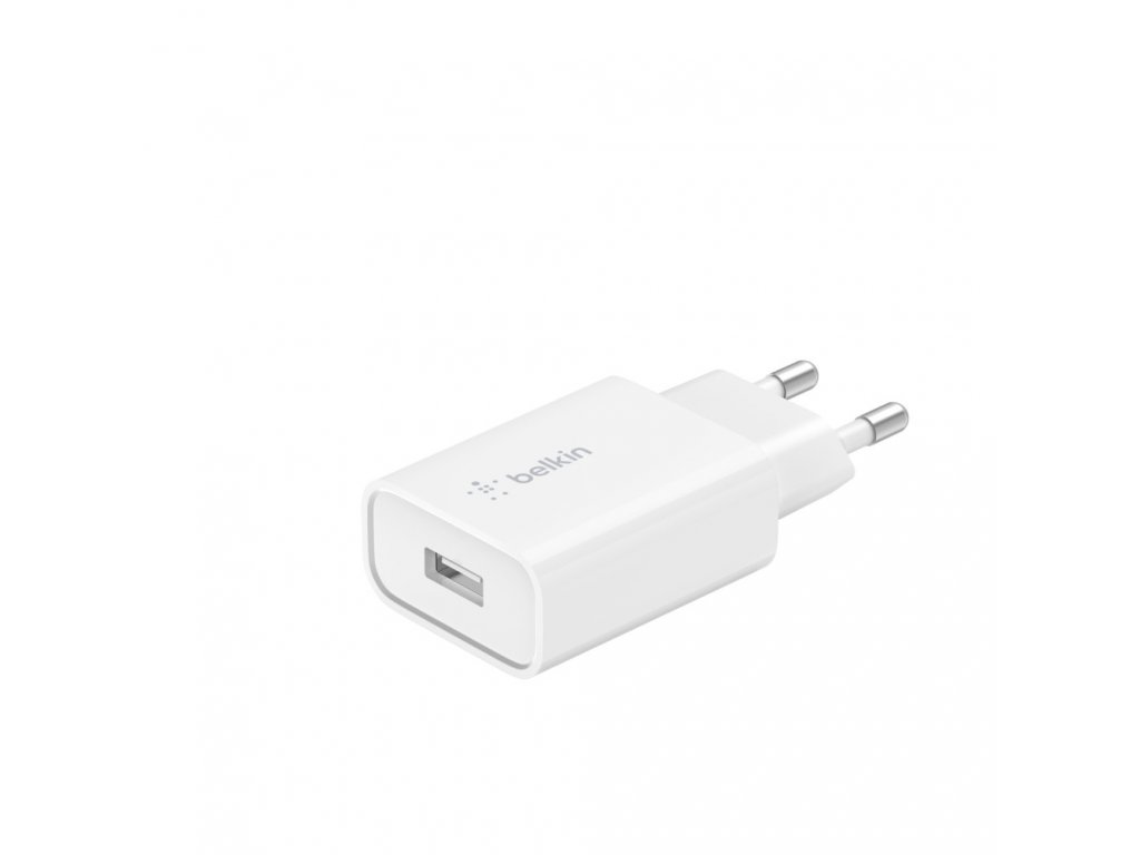 Belkin BOOST_CHARGEª_USB-A Wall Charger 18W with Quick_Charge_3.0