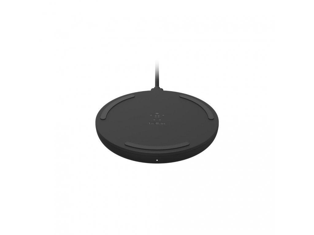 Belkin BOOST_CHARGEª 10W Wireless Charging Pad (AC Adapter Not Included) - Black