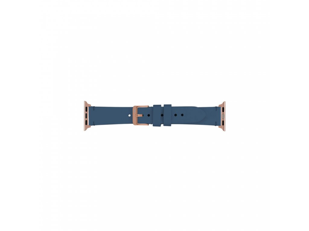 Artwizz WatchBand Leather for Apple Watch 38/40mm - NordicBlue