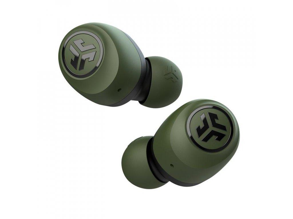 JLAB GO Air True Wireless Green/Black