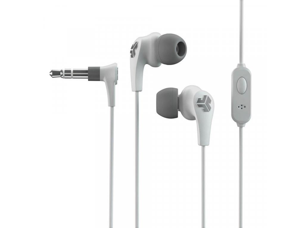 JLAB JBUDS Pro Signature Earbuds White/Grey