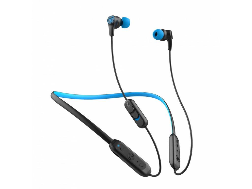 JLAB Play Gaming Wireless Earbuds Black/Blue