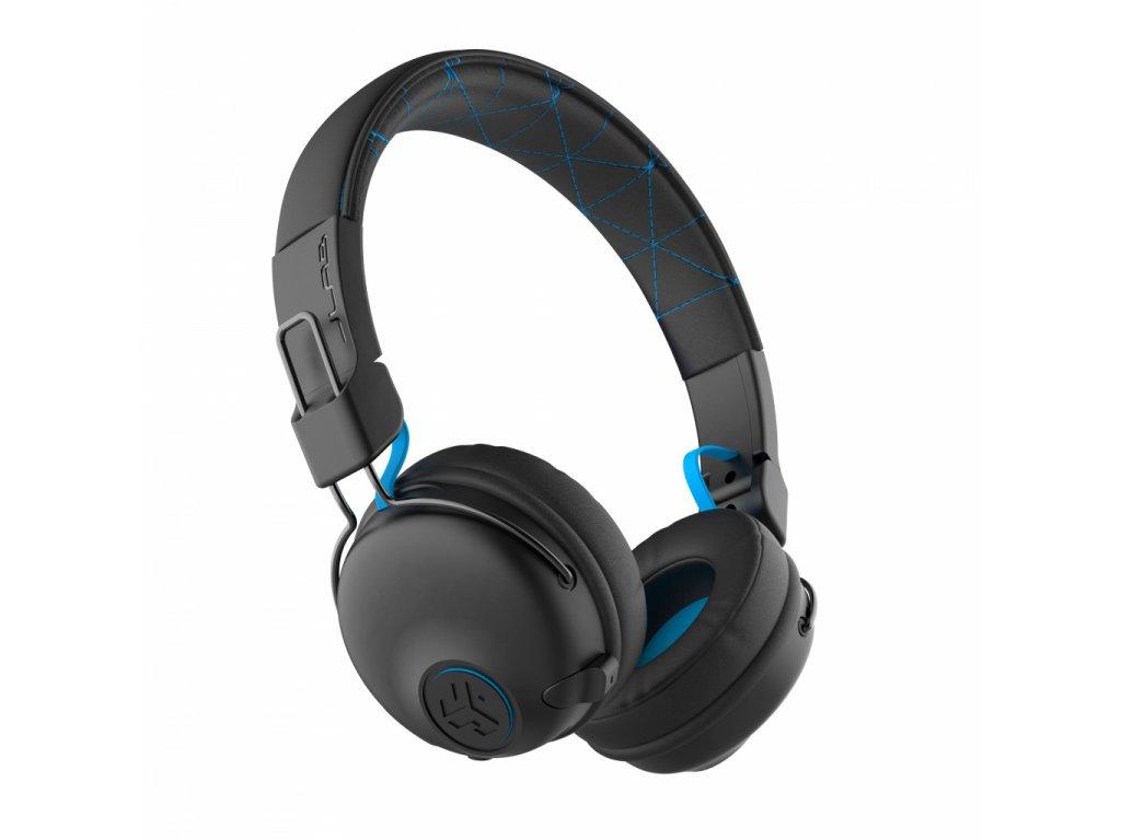 JLAB Play Gaming Wireless Headset Black/Blue