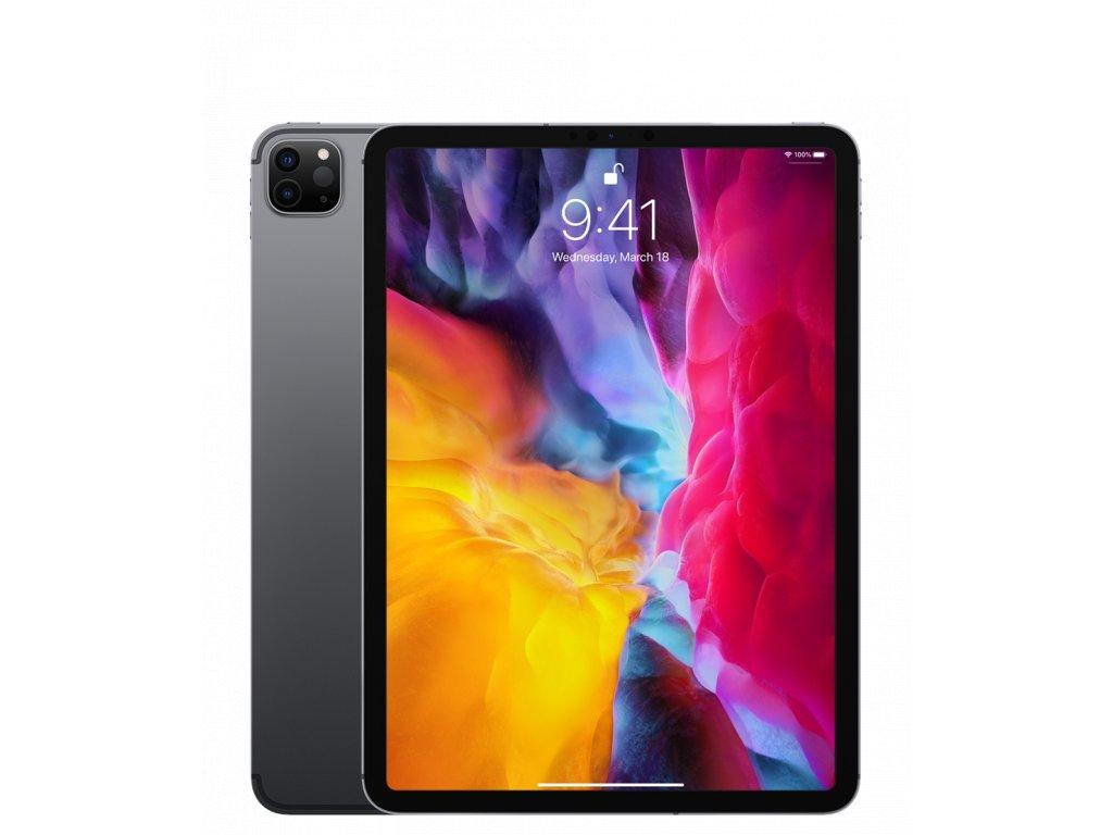 Apple 11-inch iPad Pro (2nd) Cellular 128GB - Space Grey