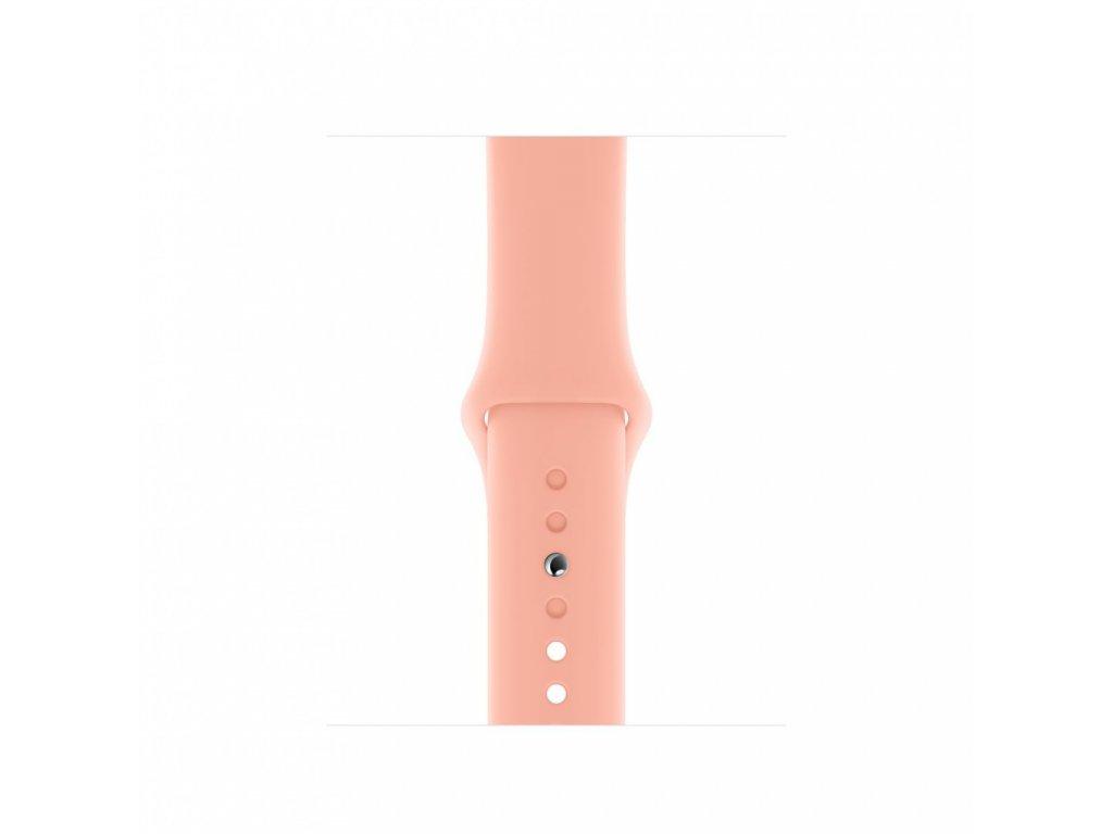 Apple Watch 40mm Band: Grapefruit Sport Band - Regular (DEMO) (Seasonal Spring2020)