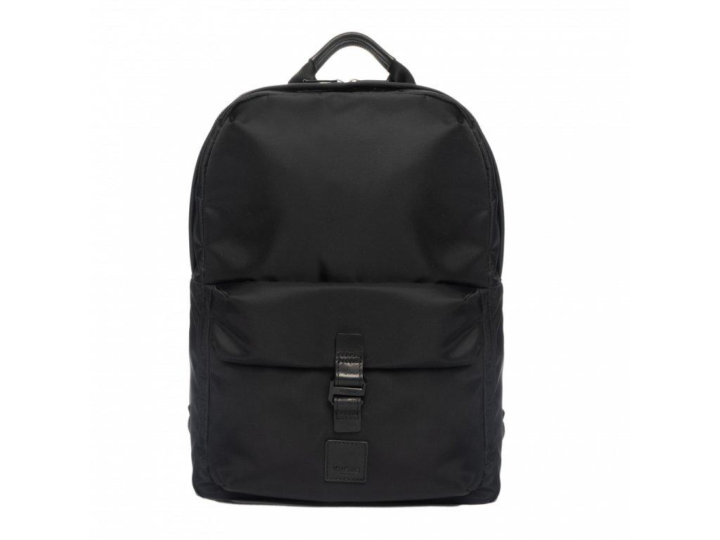Knomo CHRISTOWE Backpack 15-inch Nylon w Semi Veg Trim - BLACK (Male)