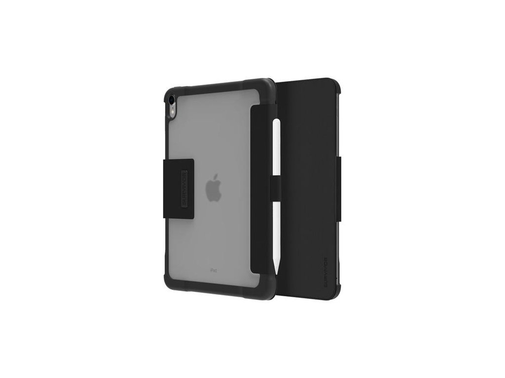 Griffin Survivor Tactical for 11-inch iPad Pro (2018) - Black