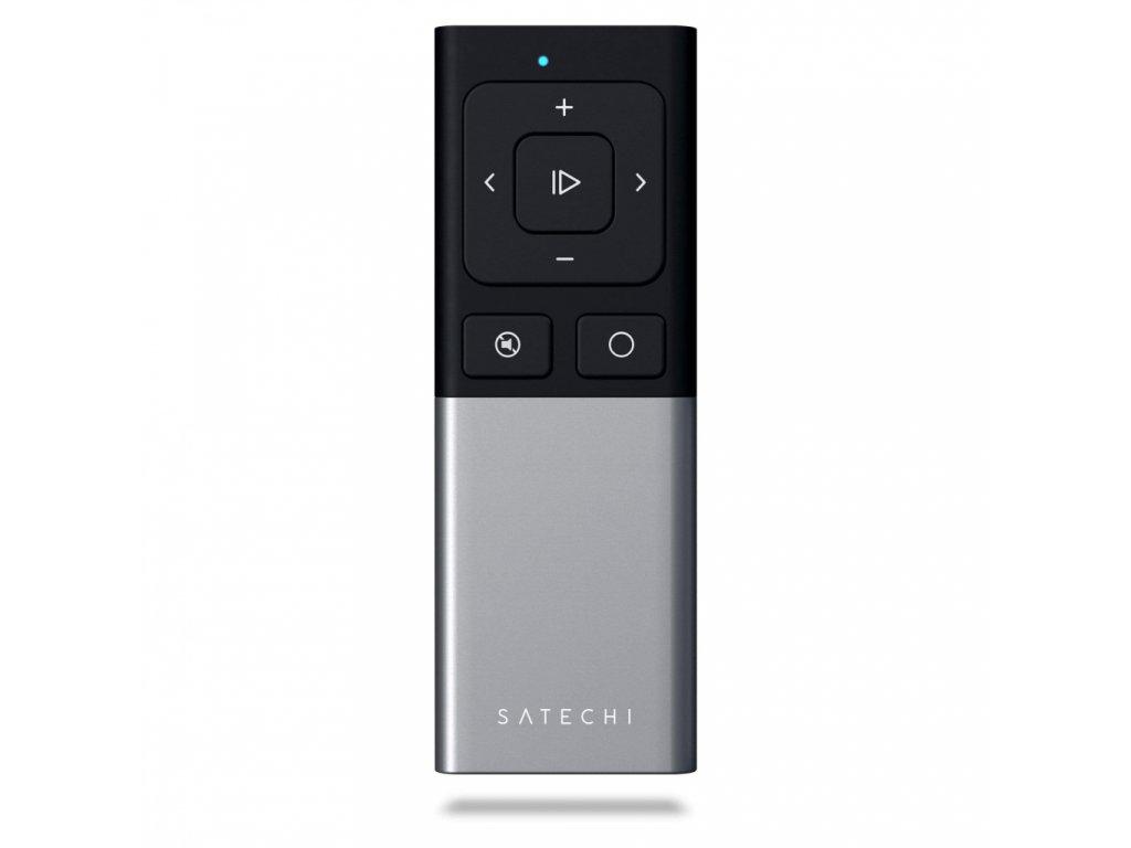 Satechi Aluminum Wireless Remote Control - Space Gray