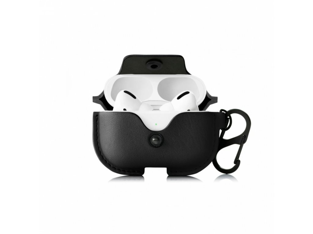 TwelveSouth AirSnap Charging Case for AirPods Pro - Black