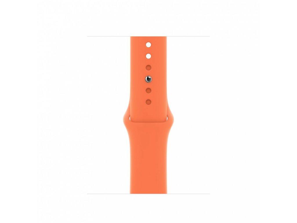 Apple Watch 40mm Band: Kumquat Sport Band - Regular (Seasonal Nov2020)