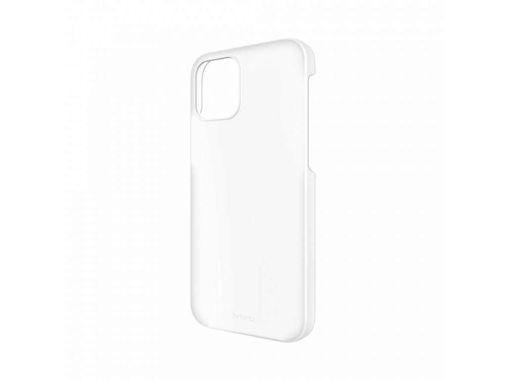 Artwizz Rubber Clip for iPhone 12 & iPhone 12 Pro - Translucent
