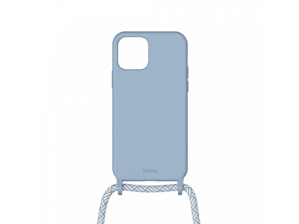 Artwizz HangOn Case for iPhone 12 & iPhone 12 Pro - Nordic blue