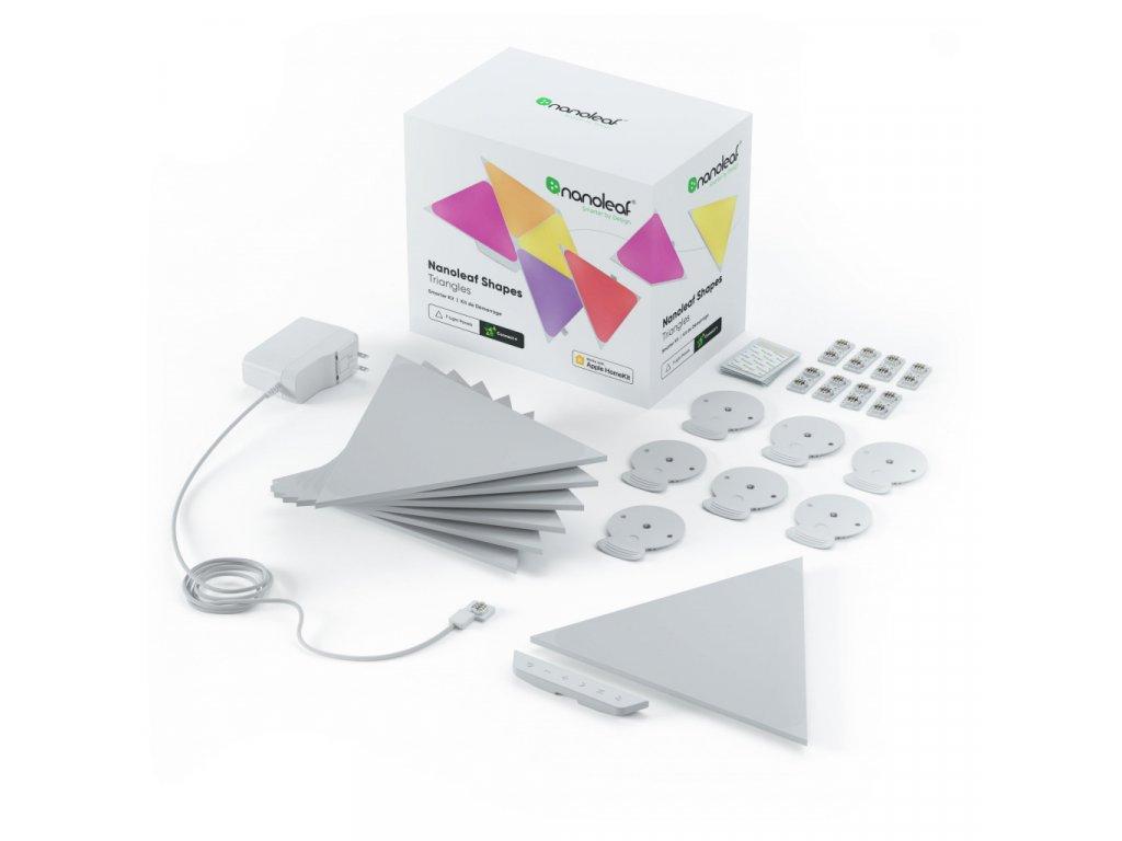 Nanoleaf Shapes Triangles Starter Kit 4PK