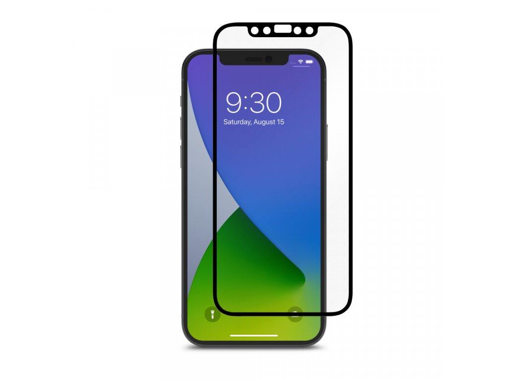 Moshi iVisor AG Anti-glare Screen Protector for iPhone 12/12 Pro - Black