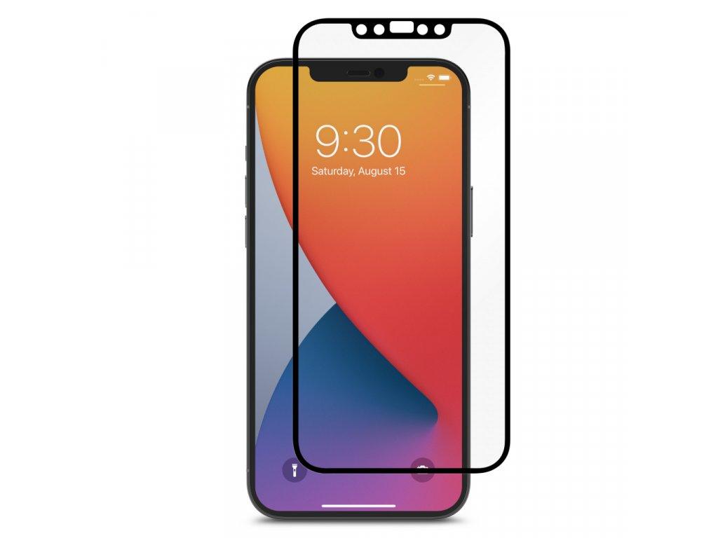 Moshi iVisor AG Anti-glare Screen Protector for iPhone 12 Pro Max - Black