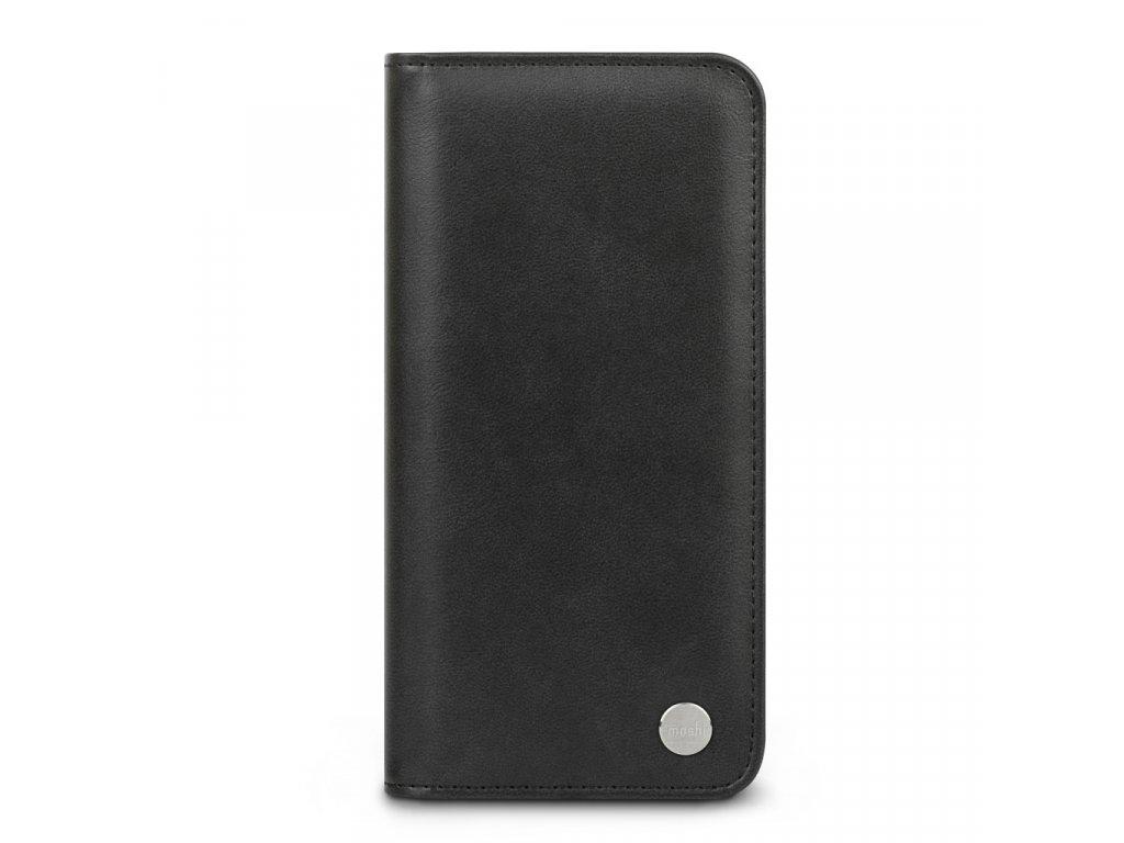 Moshi Overture Case w Detachable Magnetic Wallet for iPhone 12 Pro Max (SnapToª) - Jet Black