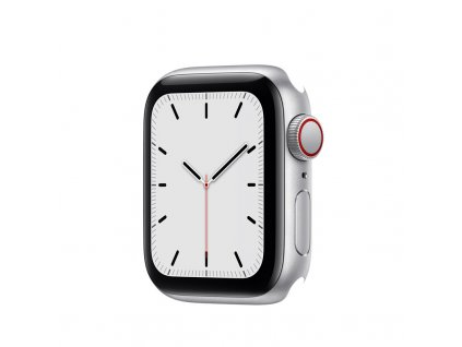 Apple Watch SE GPS + Cellular, 40mm Silver Aluminium Case Only (DEMO)