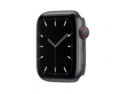Apple Watch SE GPS + Cellular, 44mm Space Gray Aluminium Case Only (DEMO)