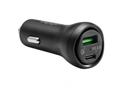 Spigen Car Charger F31QC USB-C PD 3.0 QC Total 48W