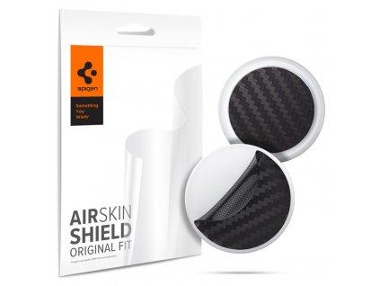 Spigen AirSkin Shield HD 4 Pack, bk - Apple AirTag