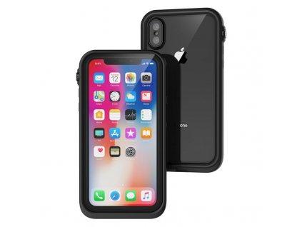 Catalyst Waterproof case, black - iPhone X