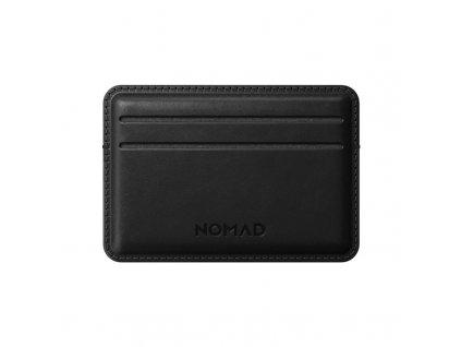 Nomad Card Wallet, black