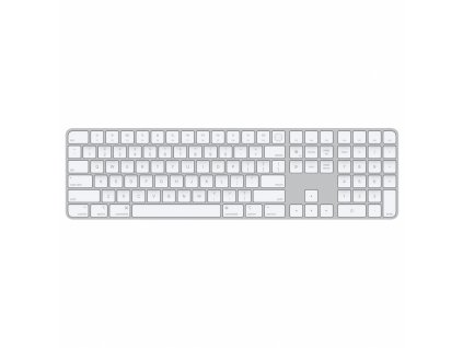 Apple Magic Keyboard (2021) with Touch ID and Numeric Keypad - Russian