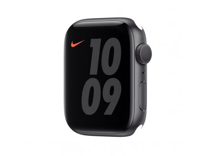 Apple Watch Nike S6 GPS, 44mm Space Gray Aluminium Case Only (DEMO)