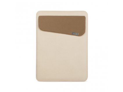 "Moshi Muse Sleeve pro 13"" Macbook Air a Macbook Pro - Sahara Beige"