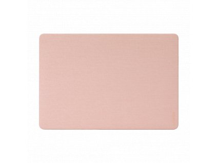 Incase Textured Hardshell in Woolenex for 16inch MBPro - Blush Pink