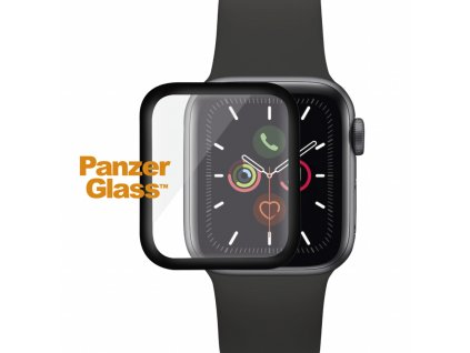 PanzerGlass Premium pro Apple Watch 4/5 (40 mm) Black Full silicone
