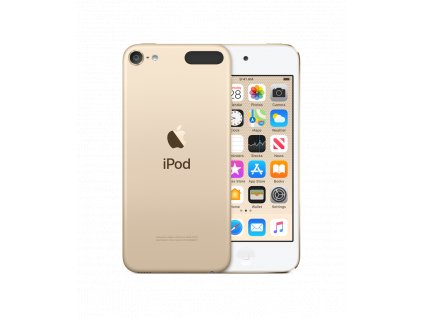 iPod touch (7gen) 256GB - Gold