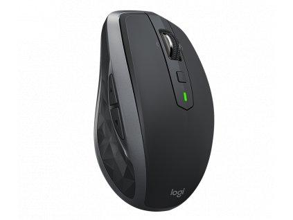 Logitech MX Anywhere 2s Advanced Wireless Mouse - Graphite