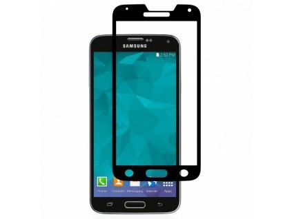 Moshi iVisor Glass for Galaxy S5 - Black