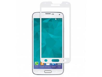 Moshi iVisor Glass for Galaxy S5 - White