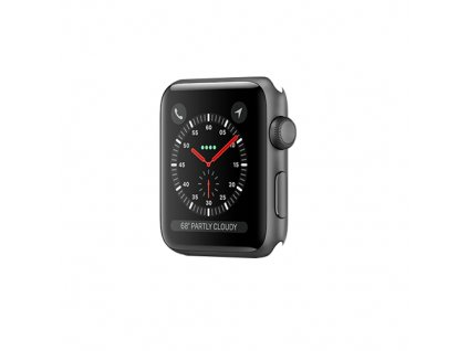 Apple Watch Series 3 GPS 38mm Space Grey Aluminium Case Only (Demo - Try On)