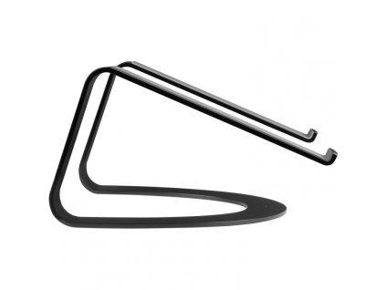 TwelveSouth Curve hliníkový stojan pro MacBook a notebooky - Matně černá