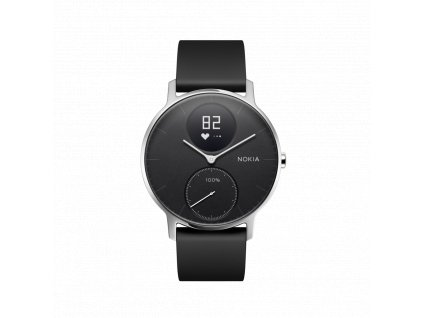 Withings Steel HR (36mm) - Black