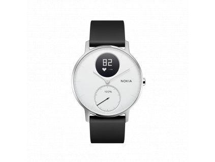 Withings Steel HR (36mm) - White