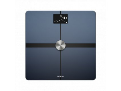 Withings Body+ Full Body Composition WiFi Scale - Black