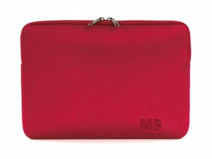 """Tucano New Elements, obal na MacBook 13"""" - červený bróm"""