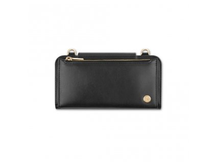 Moshi SnapToª Crossbody Wallet All-in-one carrying wallet - Jet Black