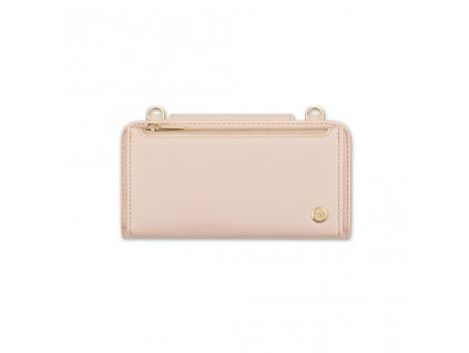 Moshi SnapToª Crossbody Wallet All-in-one carrying wallet - Luna Pink