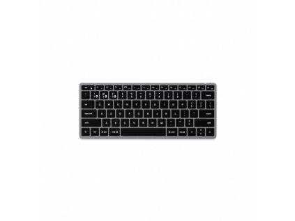 Satechi Slim X1 Bluetooth BACKLIT Wireless Keyboard - US - Space Grey