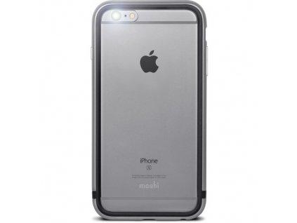 Moshi iGlaze Luxe for iPhone 6/6S Plus - Titanium Grey