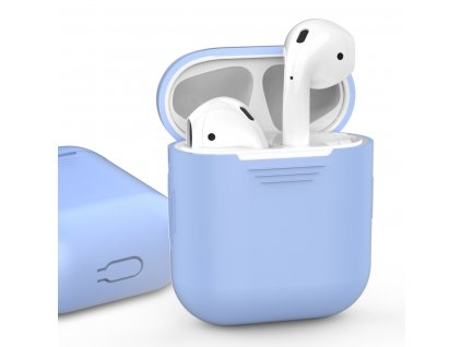 AhaStyle Silicone Case for AirPods - Sky Blue