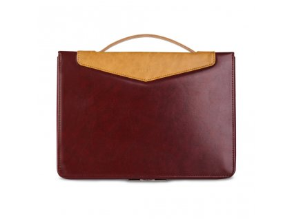 """Moshi Codex for MacBook Air/Pro 13"""" - Burgundy Red"""