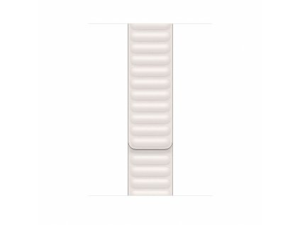 Apple Watch 44mm Band: Chalk Link Bracelet - Large